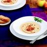 Vélouté de panais et pommes avec Kikkoman Sauce Soja