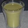 Velouté de pommes de terre brocoli aux poivrons et fromage frais
