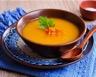 Velouté simple aux pommes de terre carottes et poireaux