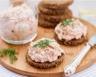Verrines au saumon fumé crème fraîche ciboulette et ricotta faciles