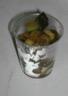 Verrines chaudes de courgettes et crevettes épicées