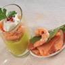 Verrines de saumon au Tartare®
