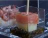 Verrines de saumon fumé façon bistrot