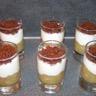 Verrines pomme / poire / speculos