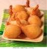 Beignets de Crevettes à la Sauce Aigre Douce