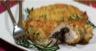 Blancs de Poulet farcis aux olives et câpres panés au Parmigiano Reggiano Giovanni Ferrari