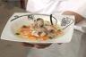 Blanquette de veau minute pommes de terre grenailles à l'anglaise