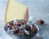 Bonbons au foie gras et magret fumé