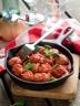 Boulettes de Boeuf Sauce tomates