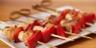 Brochettes de coquilles Saint-Jacques