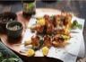 Brochettes de poulet à l'orange et à la Sauce Soja BIO Suzi Wan