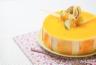 Cheesecake Combava/Coco Mousse Mangue & Crémeux Passion