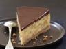 Cheesecake léger chocolat blanc pommes citron