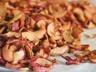 Chips d'épluchures de pommes