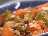 Choux de Bruxelles et patate douce rôtis par Laurent Mariotte