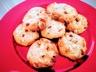 Cookies au chocolat blanc amandes et noix de coco