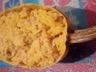 Courge spaghetti sauce carbonara de thon