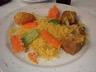 Couscous poulet agneau