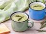 Crème d'asperges en verrines au Cookeo