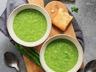 Crème d'asperges en verrines au Monsieur Cuisine
