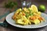 Curry de chou-fleur et carottes