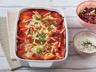 Enchiladas à la courge butternut épinards et chorizo