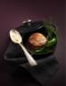 Filet de boeuf rôti sur la tranche fumé aux épines de pin sauce choron grenailles de l'île de Ré en cocotte
