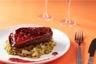 Filet de canette laqué chou chinois au wok sauce épicée à la prune
