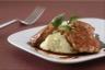 Filet mignon de porc laqué au miel et aux 5 épices purée de pommes de terre
