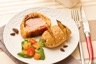 Filet Mignon en Croûte au Foie Gras & Morilles