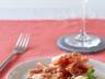Filets de Rouget gratiné au cidre façon provençale et petites carottes rôties au thym fenouil et cidre brut.