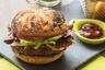 'French burger' au Veau