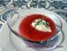 Gaspacho tomate - melon - estragon