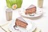 Gâteau au Chocolat Meringué (Meringue d'Automne de Pierre Hermé)