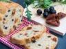 Gâteau aux tomates confites et mozzarella au Companion