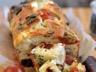 Gâteau aux tomates confites et mozzarella au Monsieur Cuisine
