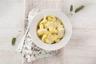 Gnocchi de pommes de terre au Parmigiano Reggiano et à la sauge
