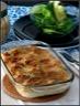 Gratin de chou-fleur et pommes de terre au thym et grana padano