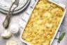 Gratin de pâtes au chou-fleur