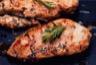 Grillade de poulet aux épices