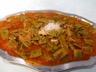 Haricots plats à la vénitienne