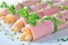 Jambon roulé aux asperges