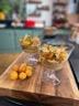 Ma recette de chaud-froid de mirabelles-caramel - Laurent Mariotte