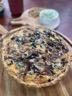Ma recette de quiche aux champignons et aux noix - Laurent Mariotte