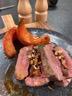 Ma recette de rôti de magret de canard et potimarron - Laurent Mariotte