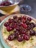 Ma recette de tarte cerise-pistache - Laurent Mariotte