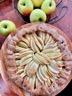 Ma recette de tarte rustique aux pommes du Limousin - Laurent Mariotte