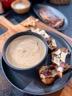 Ma soupe de châtaignes tartines de magret fumé - Laurent Mariotte