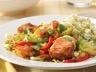 Magret de canard laqué aux légumes sautés
