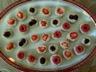 Makis de fruits rouges
